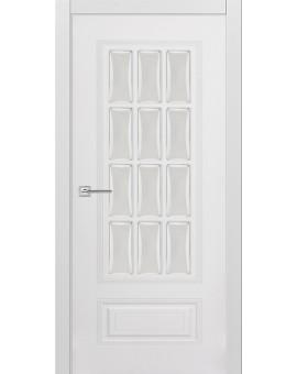 Карина-28  ДО эмаль белая