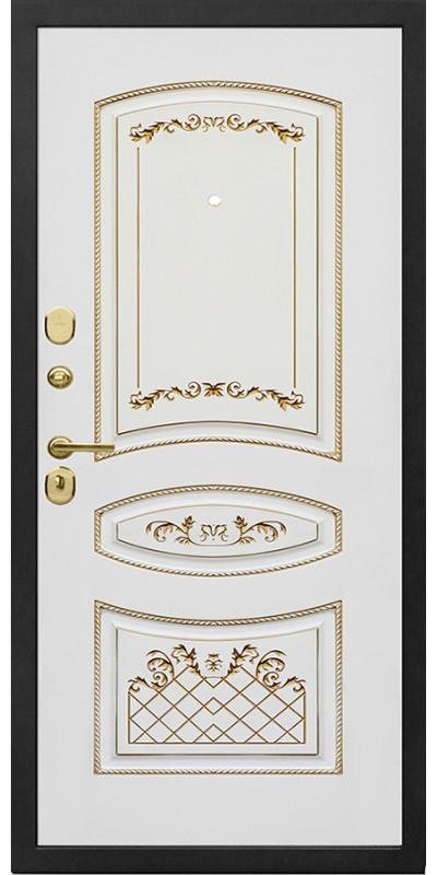 Эмаль белая с патиной золото  К-3 +4 500 ₽