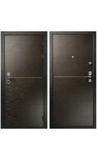 Металлическая дверь Гранит